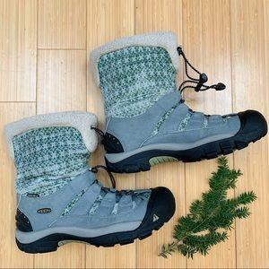 KEEN winter snow boots, 9.